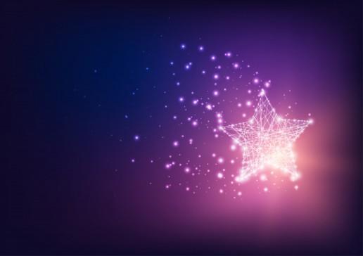 estrella-brillante-magica-futurista-brillante-polvo-estrellas-sobre-fondo-degradado-azul-oscuro-purpura_67515-668